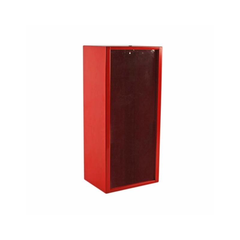 [20980] Locker for Fire Extinguisher 6 kg, glass door, lock included, S6 image