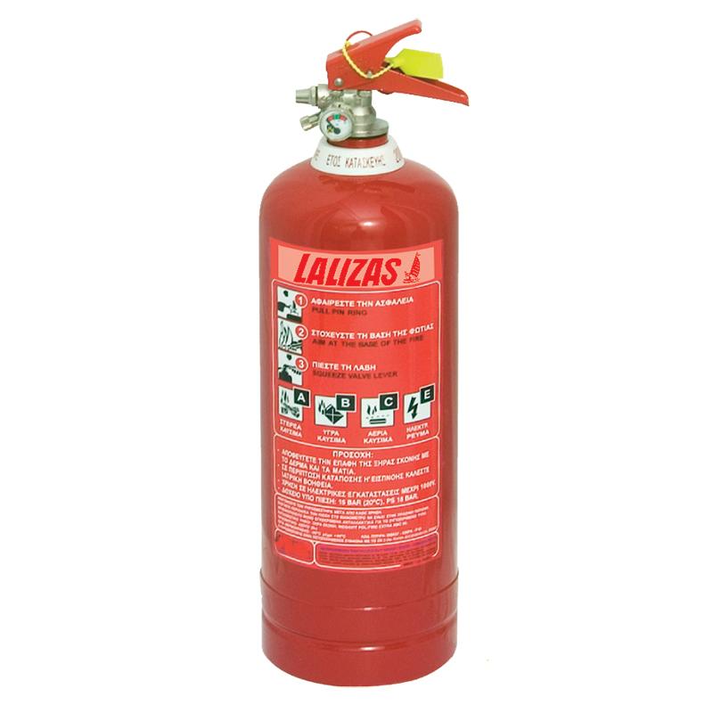 [70445] Fire Extinguisher Dry Powder 3kg image