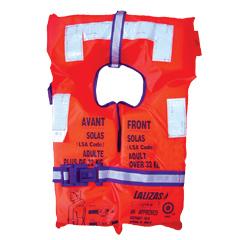 [70169] LALIZAS Adults' lifejacket Solas, without light image