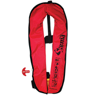 [71094] Sigma Infl.Lifejacket.Auto.Adult.170N,ISO 12402-3,w/ harness image