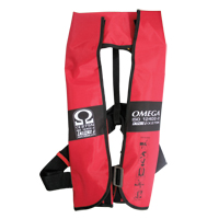 [71103] Omega Infl.Lifejacket.Auto.Adult.290N,ISO 12402-2,w/harness image