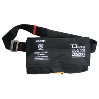 [71108] LALIZAS Inflatable Lifejacket Belt-Pack, Delta Auto 150N, SOLAS/MED image