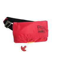 [71109] Delta Infl.Lifejacket.Belt-Pack Manual.Adult.150N,ISO 12402-3 image