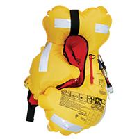 [72114] LALIZAS Infl.Lifejacket Adv. Lamda Auto 330N, SOLAS/MED,w/crotch strap image
