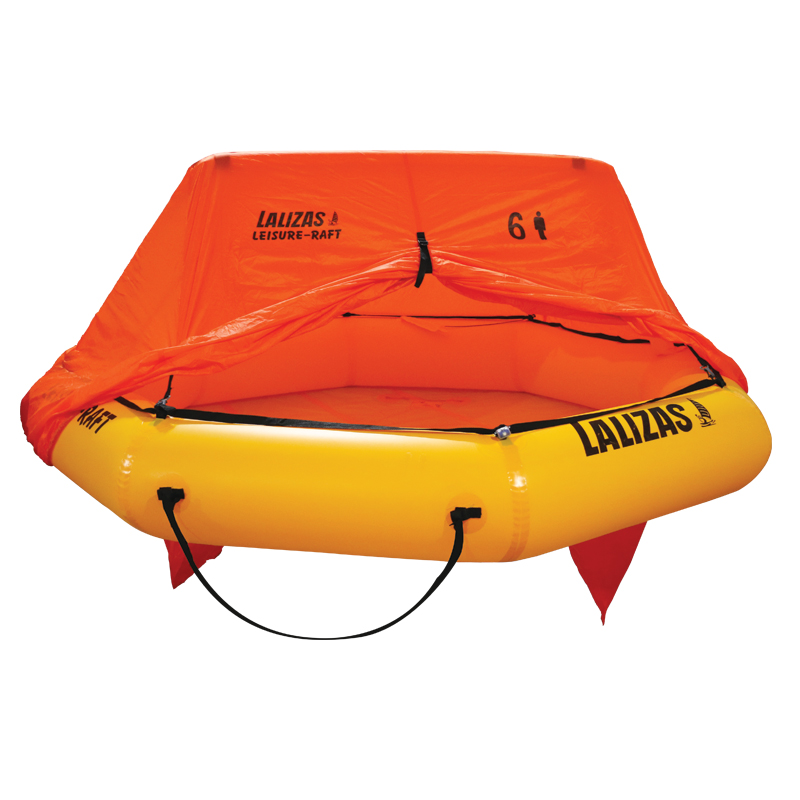 [72200] LALIZAS LEISURE-RAFT, with canopy, 4prs image