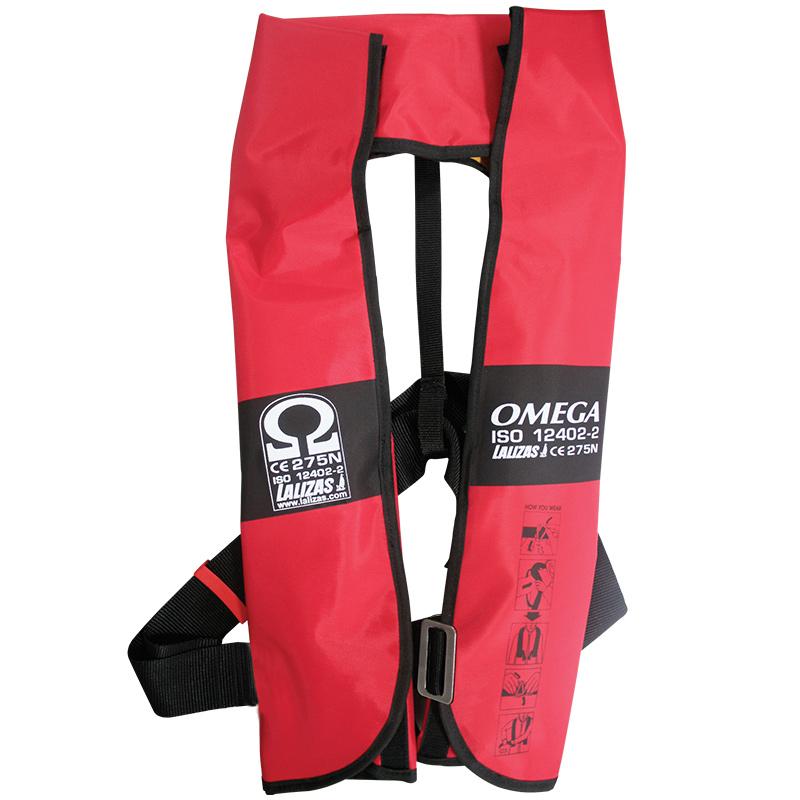 Omega Inflatable Lifejacket 290N, ISO 12402-2 image