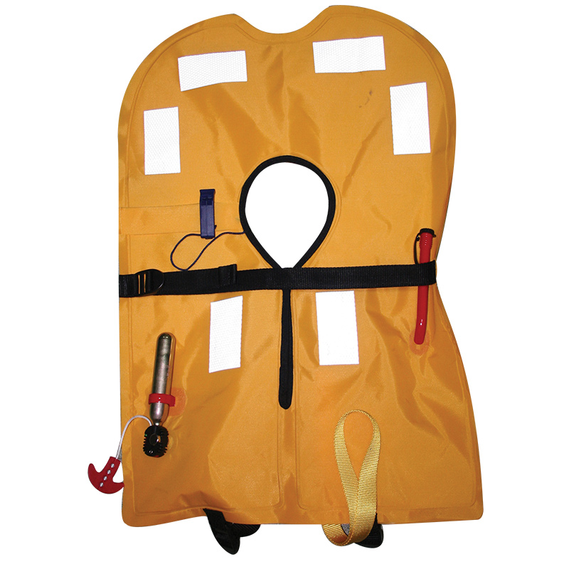 Delta Inflatable Lifejacket Belt-Pack, 150N, ISO 12402-3 thumb image 1