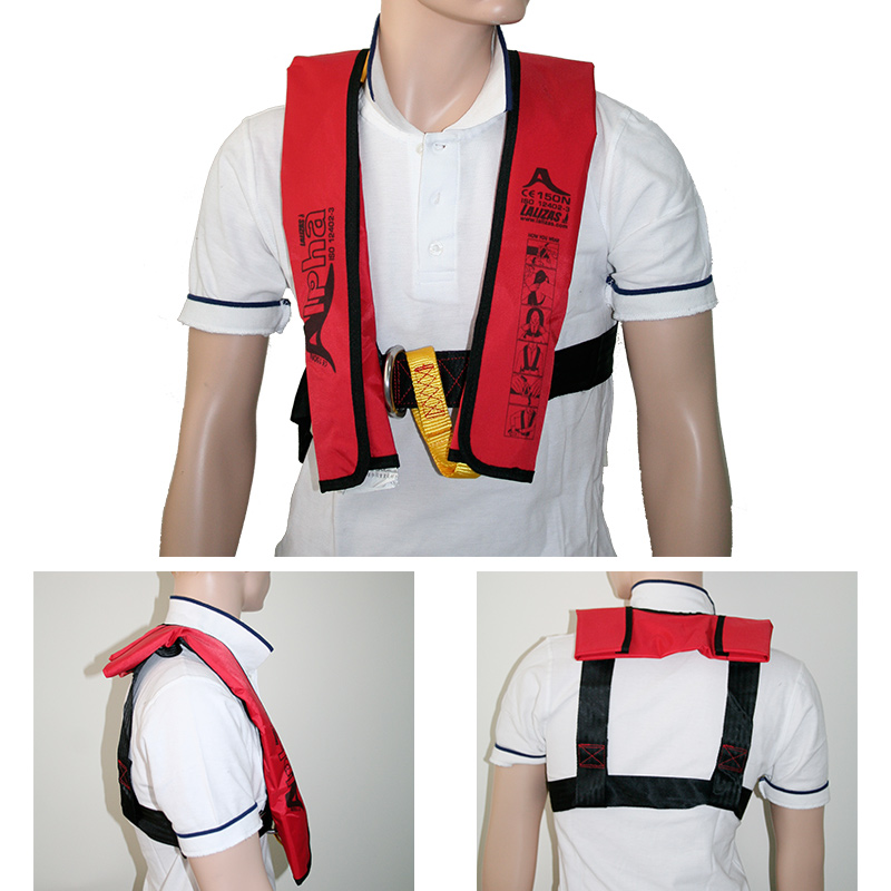 Alpha Inflatable Lifejacket 170N, ISO 12402-3 thumb image 2