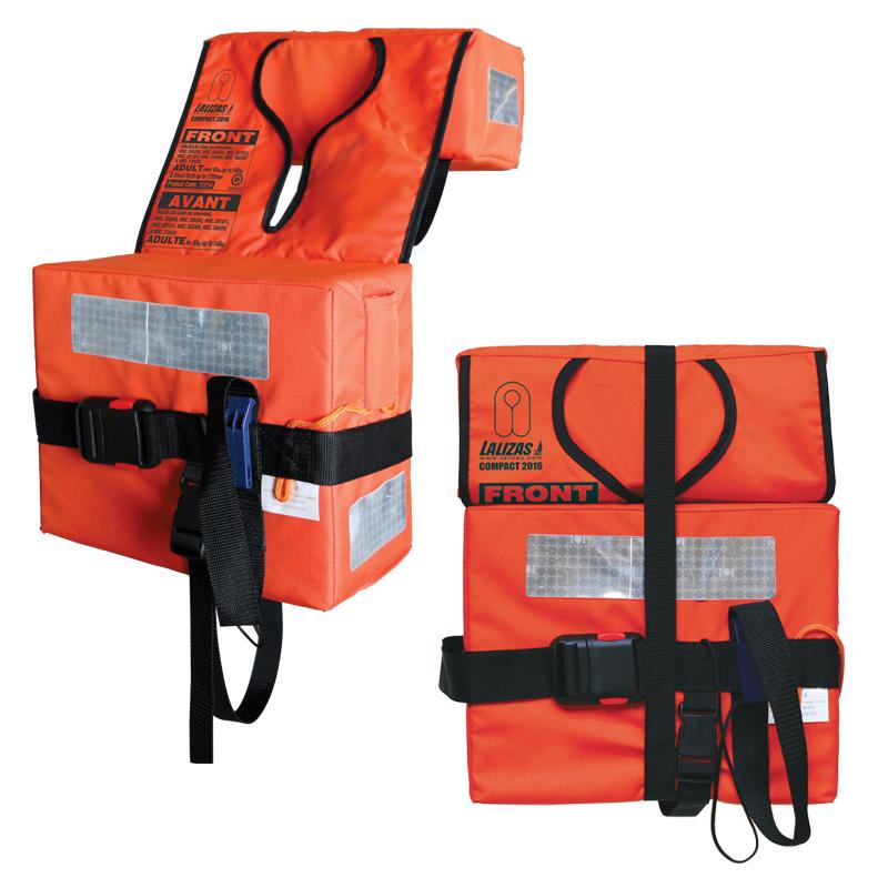 Compact Folding Lifejacket SOLAS LSA Code 2016 image