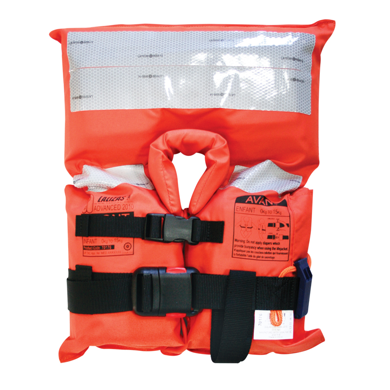 Advanced Infant Lifejacket SOLAS-(LSA Code) 2010 image