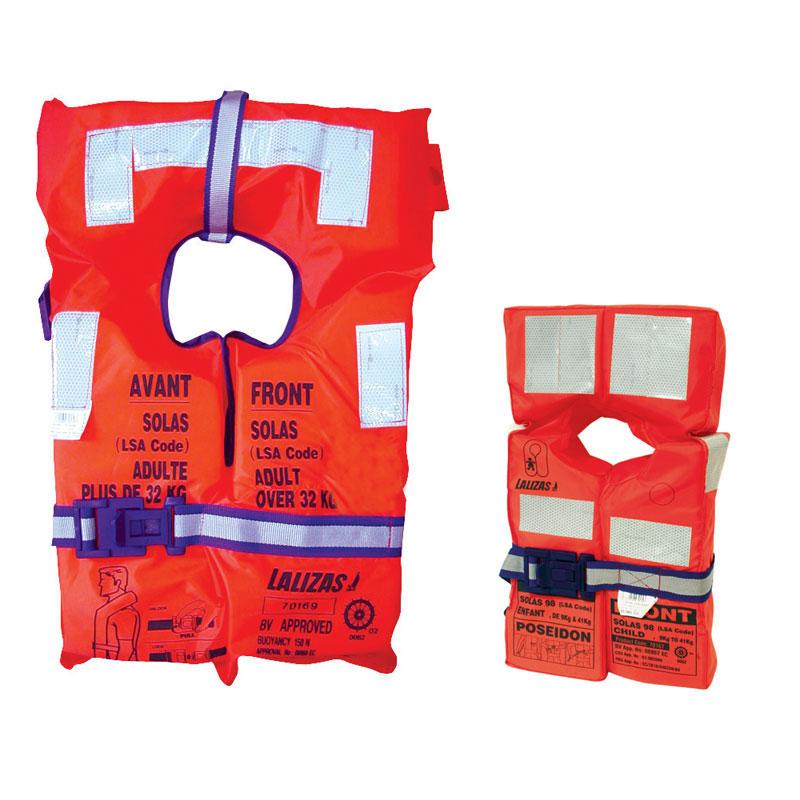 SOLAS Lifejacket (L.S.A Code) image