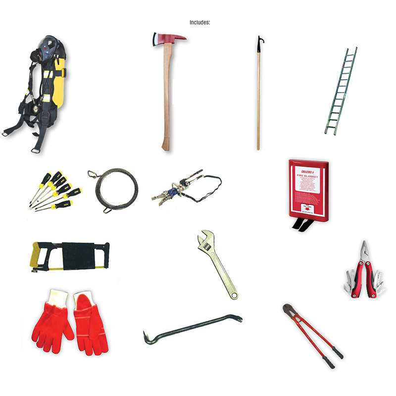 Helicopter Safety Kit Equipment image
