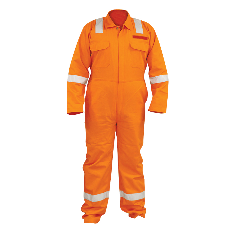Workwear coverall, cotton 200gsm image