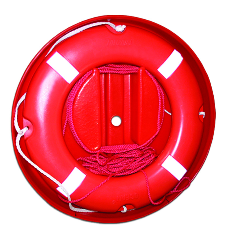 Set of Lifebuoy Ring Case, w/ 70090 Ring & Floating Rope image
