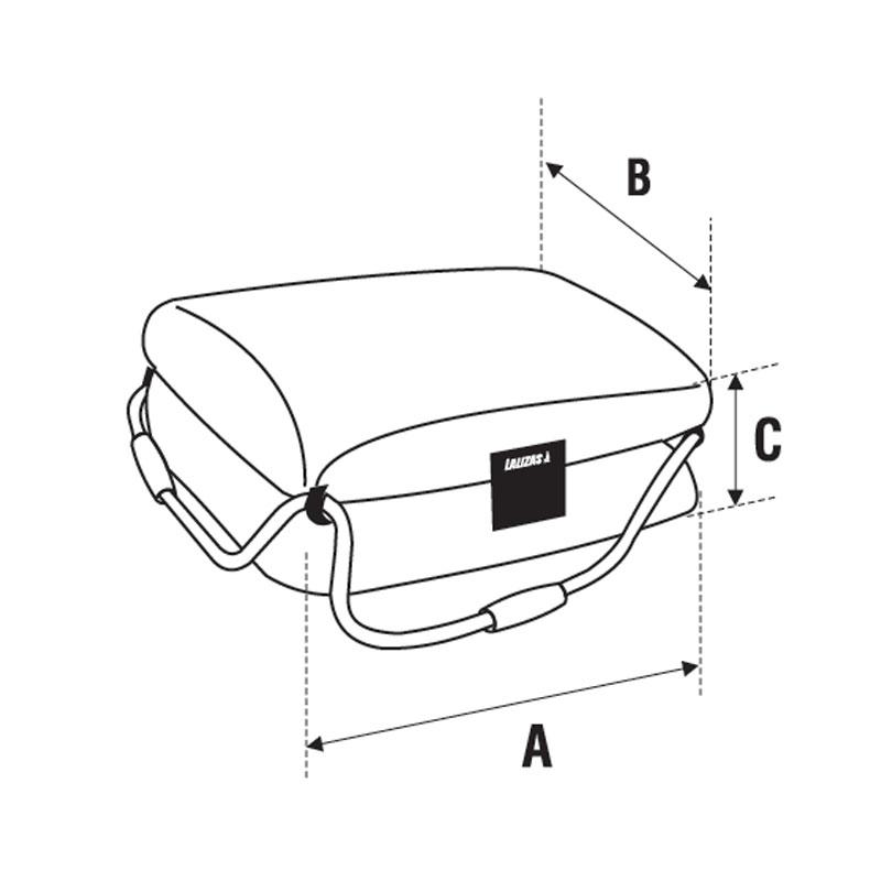 """Life Saving Apparatus """"Cushion type"""""" thumb image 1"