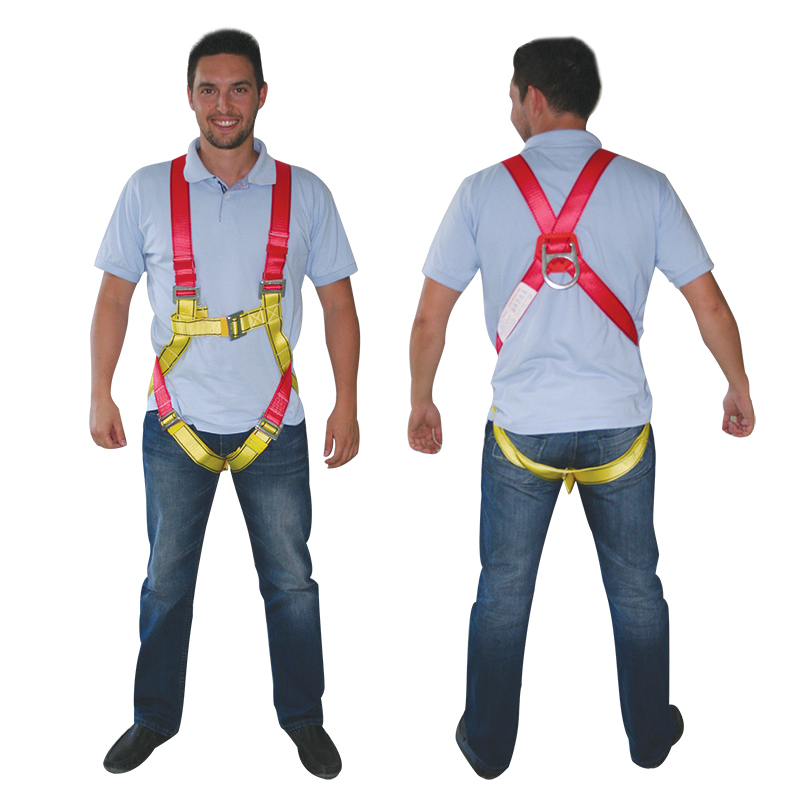 Vestype Safety Harness, w/D-ring image