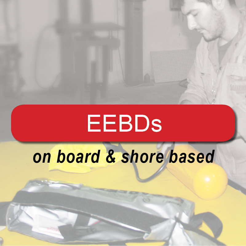 EEBDs - on board & shore based image