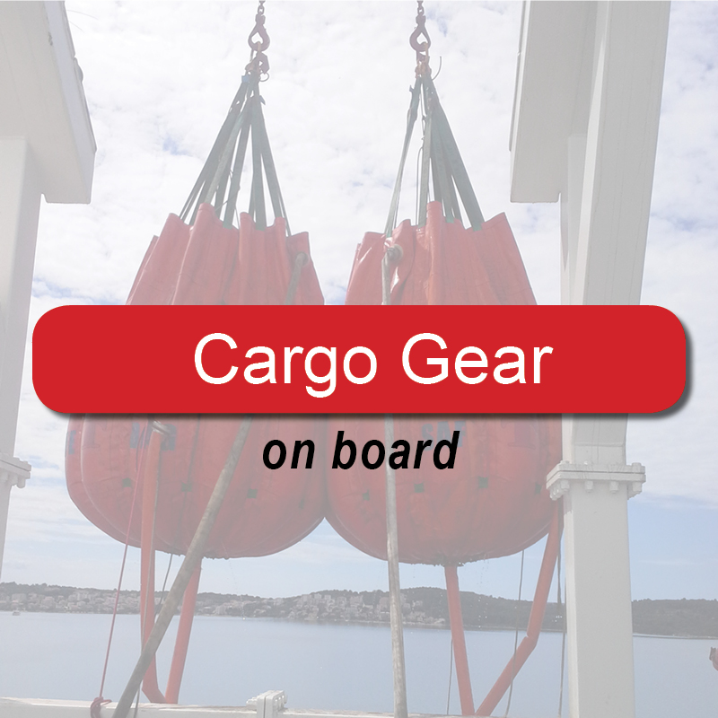 Cargo Gear - on board image