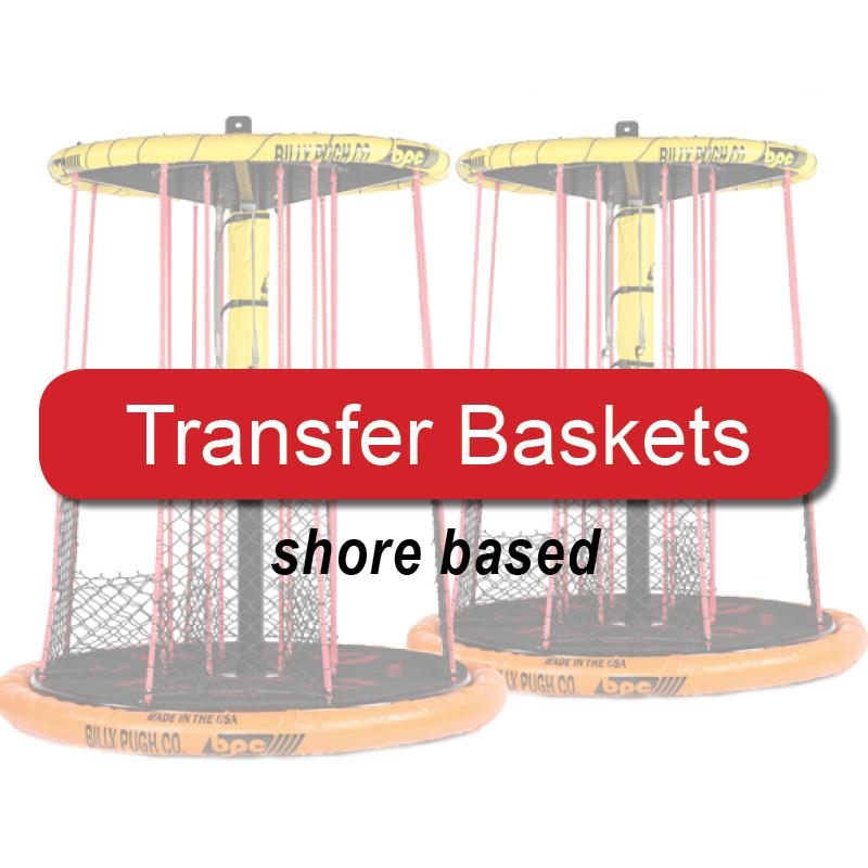Transfer Baskets - shore based image