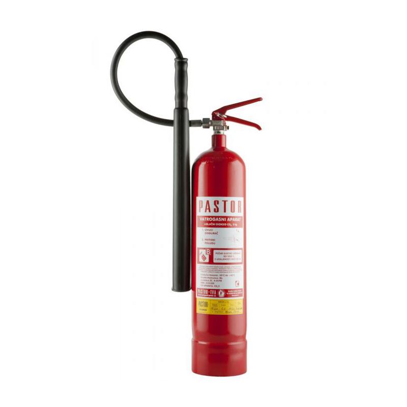 Fire Extinguisher CO2, 5kg image