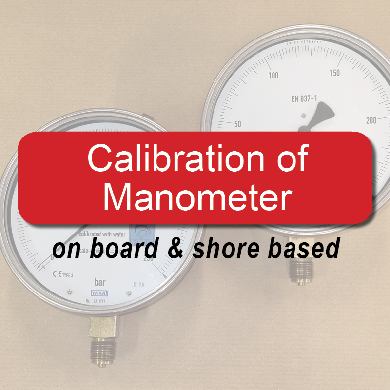 Calibration of Manometer image