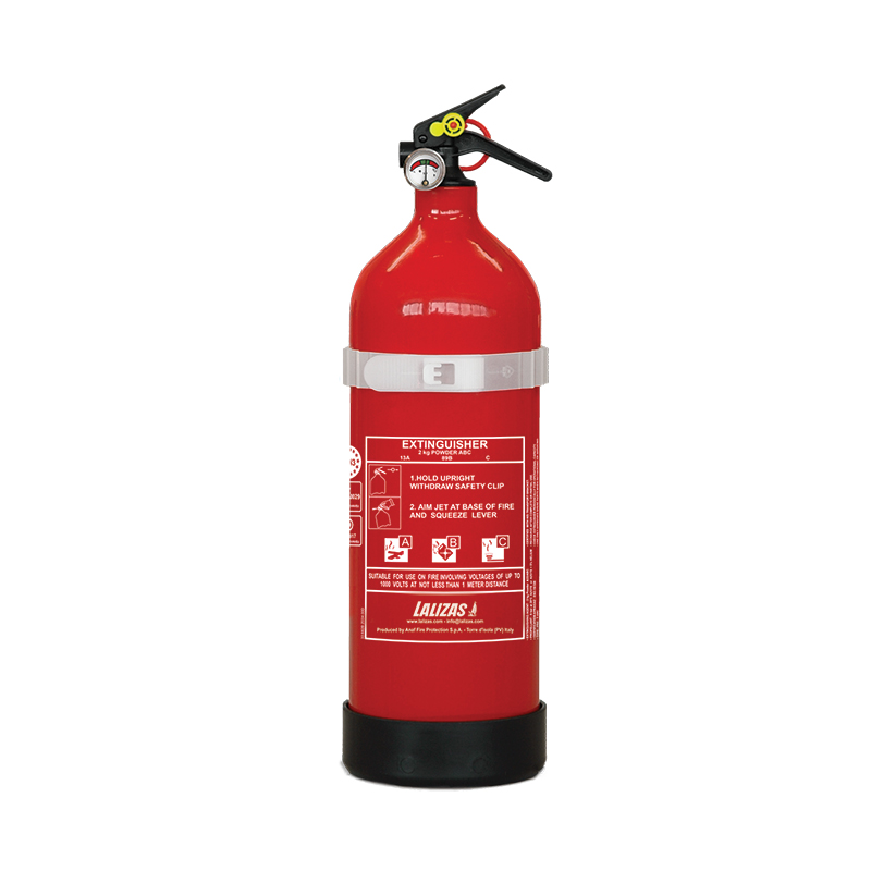 LALIZAS Fire Extinguisher Dry Powder thumb image 2